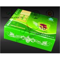 Cheap Eco Friendly Pharmaceutical Packaging Design Storage Boxes For Tablets / Vial for sale