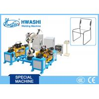 Buy cheap Six Axis Chair  TIG MIG Industrial Welding Robot from wholesalers
