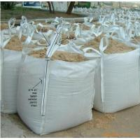Cheap pp fabric U style super sack bags for packaging 1 tonne industry sand for sale