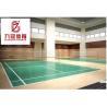 Buy cheap Badminton PVC flooring from wholesalers