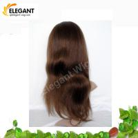 Fashionable Natural Wave Brazilian Human Hair Lace Front Wig