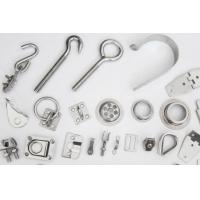 Cheap Custom Metal Stamps / Stamping Components , Precision Stamping Parts wholesale
