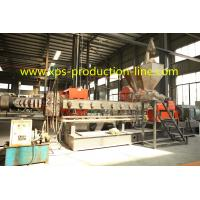 Cheap High Capacity Automatic XPS Extrusion Machinery 95T/300 for Styrofoam Insulation Board wholesale