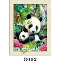 Cheap High Definition 3D Image 5D Pictures Lenticular Printing Services For Home Decoration for sale