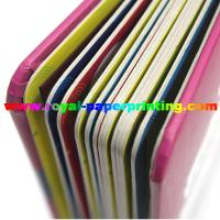 Colorful hardcover children book/exercies book/school book printing