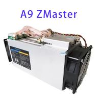 Cheap A9 Zmaster Innosilicon Miner Asic Bitcoin Miner Zec Mining Equihash Miner A9 Zmaster 50ksol/S for sale