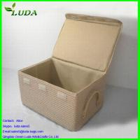 Cheap Large storage box with an open lid/cover for sale