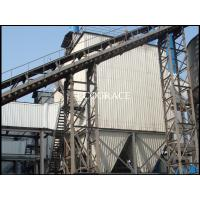 Cement Mill Operation : Reverse pulse jet cement mill bag filter dust collector in