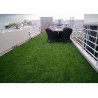 Cheap Balcony Artificial Turf Grass , Artificial Putting Turf 10mm~60mm Pile Height for sale