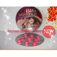 Cheap Red Big Brother Male Performance Enhancers , Strong Effect Herbal Sex Pills For Men wholesale