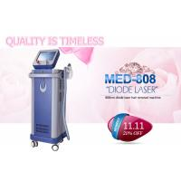 Cheap Pain Free 808nm Diode Laser Hair Removal Machine With Germany Laser Bars for sale