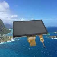 China 7 Inch TFT RGB Interface LCD Touch Panel/ Touch Screen/LCD Module/LCD Display/TFT LCD on sale