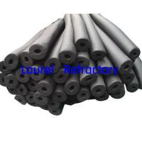 Cheap High Density Plastic Rubber Foam Pipe Insulation Sound Absorption Fireproof for sale
