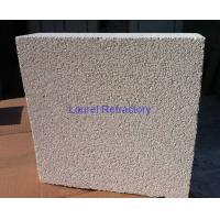 Cheap High Purity Insulation Refractory Clay Bricks , Insulating Mullite Brick for sale