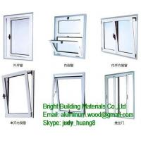 high quality double glass aluminium window (China supplier)