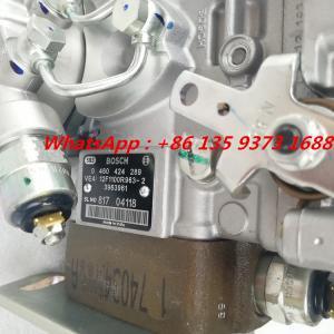 Cheap Genuine Cummins 4bt3.9 Engine Fuel Injection Pump 0460424289 3963961 3963962 for sale