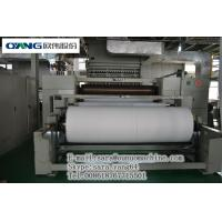 Cheap Single / Double Beam Non Woven Fabric Making Machine For Woven Fabric Production for sale
