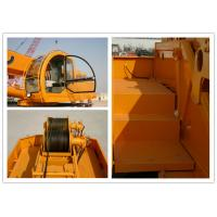 Buy cheap 2500r / Min Truck Bed Mounted Crane , 25000kg Lifting Weight Hydraulic Truck Bed Crane from wholesalers