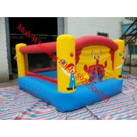 Cheap inflatable small mini bouncer castle for sale
