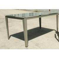 Faux Stone Dining Table Faux Stone Dining Table For Sale