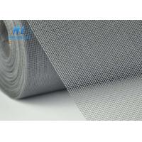 Cheap Patio And Porch Fibreglass Fly Screen , Retractable Fly Screen Mesh For Windows for sale