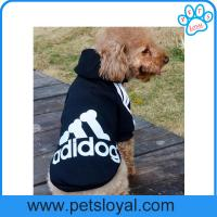 Cheap Factory Wholesale Pet Supply Product Cheap Dog Clothes Large Pet Dog Coat Dog Clothes for sale