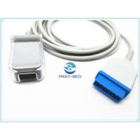 Quality GE marqutte 11pin nellcor non-oximax module spo2 adapter cable / extension cable from factory provide wholesale