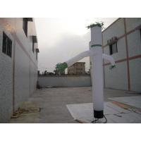 China Customized 3m Attractive Advertising Air Dancer Inflatable Single Leg on sale