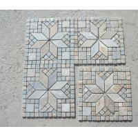 Cheap GIGA bathroom marble mosaic tile for sale