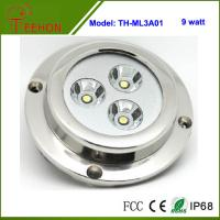 Cheap 3X3W surface mount marine light for boat, marine ships,yacht,pulley, cruise and airship for sale