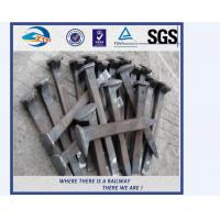 Cheap High Tensile Strengt Railroad Track Spikes With ISO9001 Certificate for sale