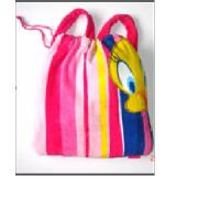 towel beach bag