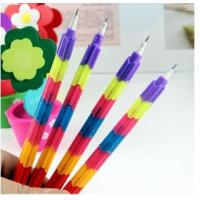 Cheap Hot Selling OEM Woodless Color Drawing Gift Pen for sale