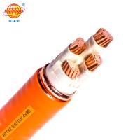 China RTTYZ 0.6/1kV 4 Cores Mineral Insulated Power Cable Flame Retardant Copper Sheathed 4x95mm2 on sale