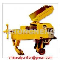China Plate Pressure Oil Purifier Oil Restituting Oil Recovering on sale