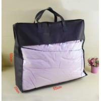 Cheap Sewing PVC Packing Bag , PVC Quilt Bag / Pillow Bag For Bedding for sale