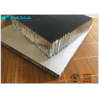 Buy cheap Light Weight Glue Bonded Aluminum Honeycomb Curtain Wall Core Board from wholesalers