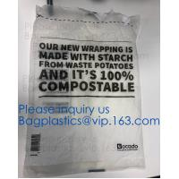 Cheap 100% COMPOSTABLE BAG, 100% BIODEGRADABLE SACKS, D2W BAGS, EPI BAGS, DEGRADBALE BAGS, BIO BAGS, GREEN for sale