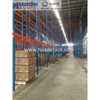 Cheap Selective Pallet Racking System, Double depth  for Pallet Storage from China SS400 material for sale