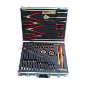China No.AA17-47 Tool Set 47pcs Non-sparking Tools ISO Screwdriver Tool Set-10pcs Manufacturer on sale