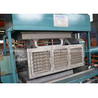 Cheap 2000 pcs/hr Pulp Molding Egg Tray Making Machine Automatic Rotary Paper for sale