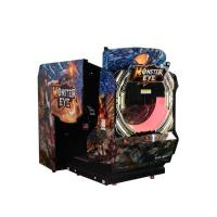 China Indoor Arcade Game Machine Coin Operated / Kids Shooting Game Simulator on sale