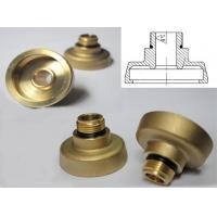 Brass turned parts with certificate of