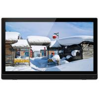 Cheap 1080P 24 FHD Large Digital Picture Frame With Sound Remote Control for sale