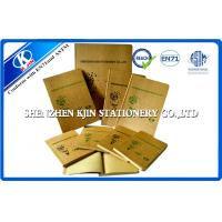 Buy cheap Silk Screen Printing Custom Kraft Paper Notebooks / Recycled Notepad For Student A4 A5 A6 from Wholesalers