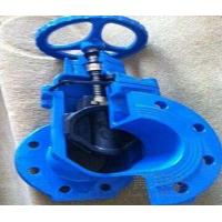 Cheap C509 C515 FL MJ FLxMJ Resilient Gate Valve , awwa gate valve NRS or OS&Y for sale