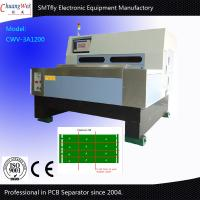 Cheap V Cut Machine CNC Making V - Cut Line V Groove Marking Machine On PCB Panel for sale