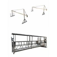 Cheap 3 Phase Aerial Suspended Working Platform 415v 50hz With Over Load Cell for sale