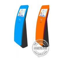 Buy cheap ALL-in-one touch kiosk standing alone with IR screen from wholesalers
