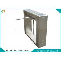 Smart Tripod Turnstile Waist Height Turnstiles Remote Control Gate System